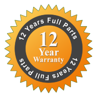 12 Year Warranty for Sunwave Solar Pool Heating in Australia